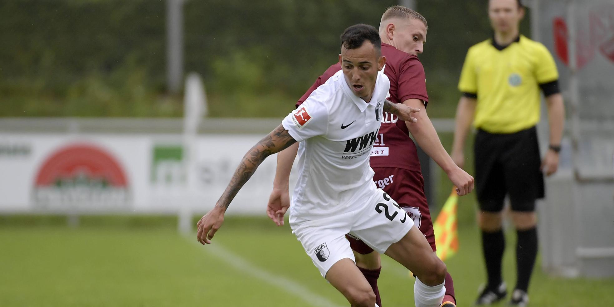 Iago vom FC Augsburg