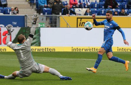 Munas Dabbur von der TSG Hoffenheim