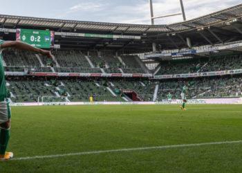 Standardexperte: Ludwig Augustinsson von Werder Bremen