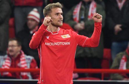 Sebastian Andersson steht vor einem Wechsel von Union Berlin zum 1. FC Köln