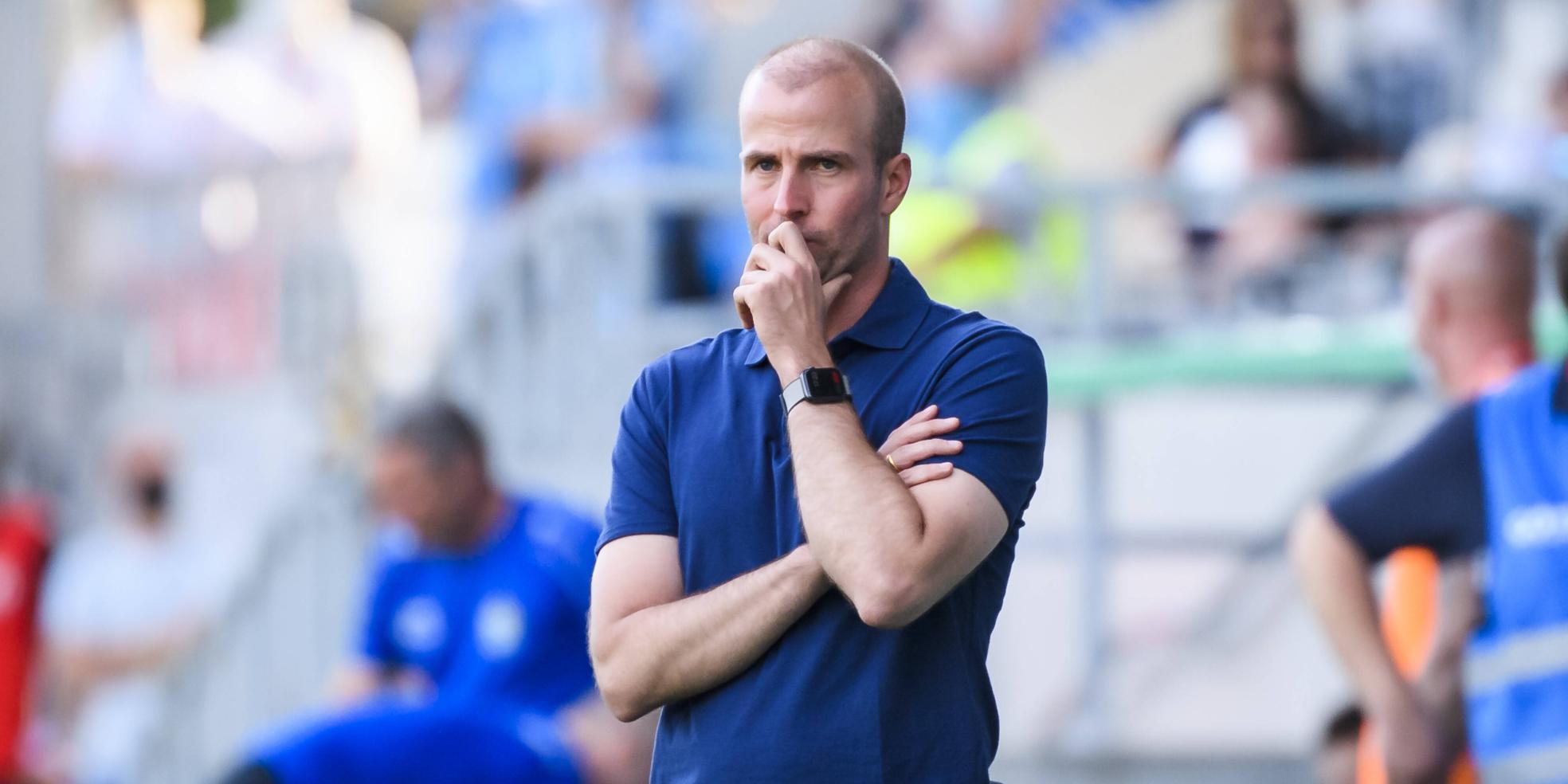 Sebastian Hoeneß ist der neue Trainer der TSG Hoffenheim