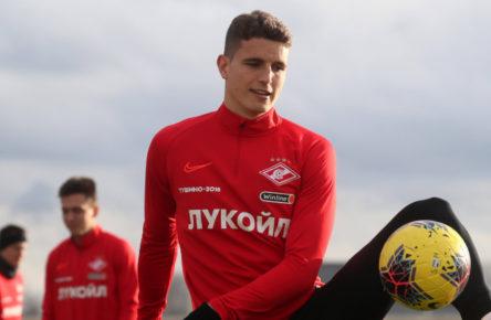 Vor Wechsel von Spartak Moskau zum SC Freiburg? Guus Til