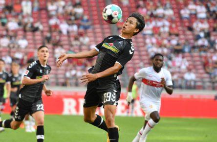 Woo-yeong Jeong vom SC Freiburg
