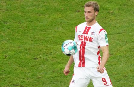 Torjäger beim 1. FC Köln: Sebastian Andersson