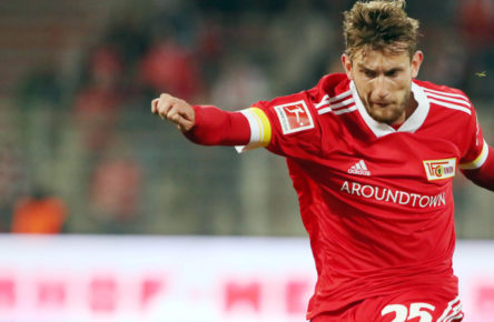 Comunio-Liebling: Christopher Lenz vom 1. FC Union Berlin