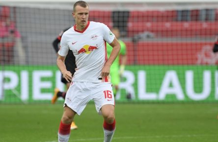 Lukas Klostermann RB Leipzig 26.09.2020, Fussball GER, Saison 2020 2021, 1. Bundesliga, 2. Spieltag, Bayer 04 Leverkusen - RB Leipzig 1:1, , ***DFL regulations prohibit any use of photographs as image sequences and/or quasi-video.*** Foto: TEAM2sportphoto Leverkusen Nordrhein Westfalen Deutschland *** Lukas Klostermann RB Leipzig 26 09 2020, Football GER, Season 2020 2021, 1 Bundesliga, 2 Matchday, Bayer 04 Leverkusen RB Leipzig 1 1, , DFL regulations prohibit any use of photographs as image sequences and or quasi video Photo TEAM2sportphoto Leverkusen Nordrhein Westfalen Germany Team2