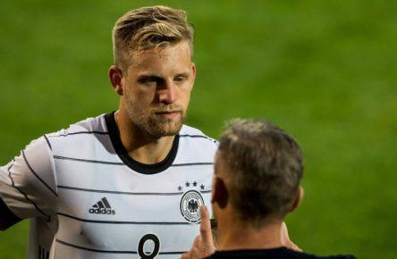 Mittelfeldspieler Arne Maier