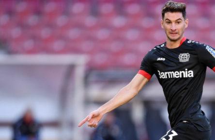Was geht bei Bayer Leverkusen noch für Lucas Alario?