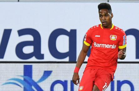 Im Fokus von Hertha BSC: Wendell von Bayer Leverkusen