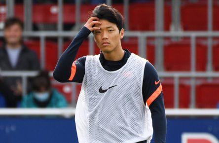 Hee-chan Hwang von RB Leipzig