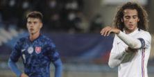 Zuletzt noch für Frankreichs U-Nationalteam im Einsatz: Matteo Guendouzi von Hertha BSC