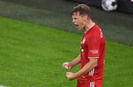 Joshua Kimmich vom FC Bayern München