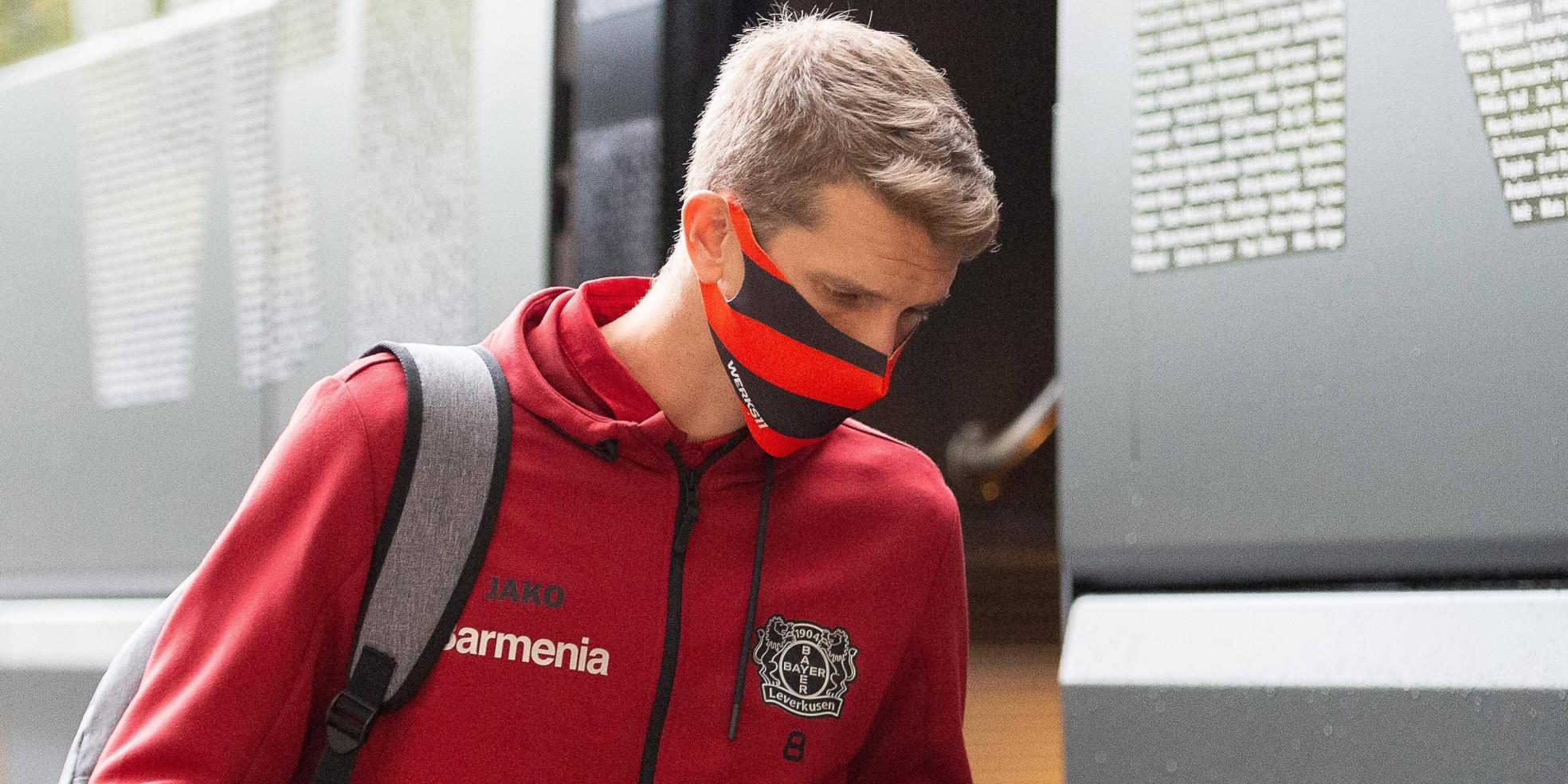 Lars Bender von Bayer 04 Leverkusen
