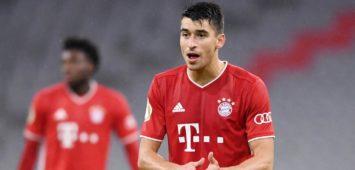 Marco Roca vom FC Bayern München