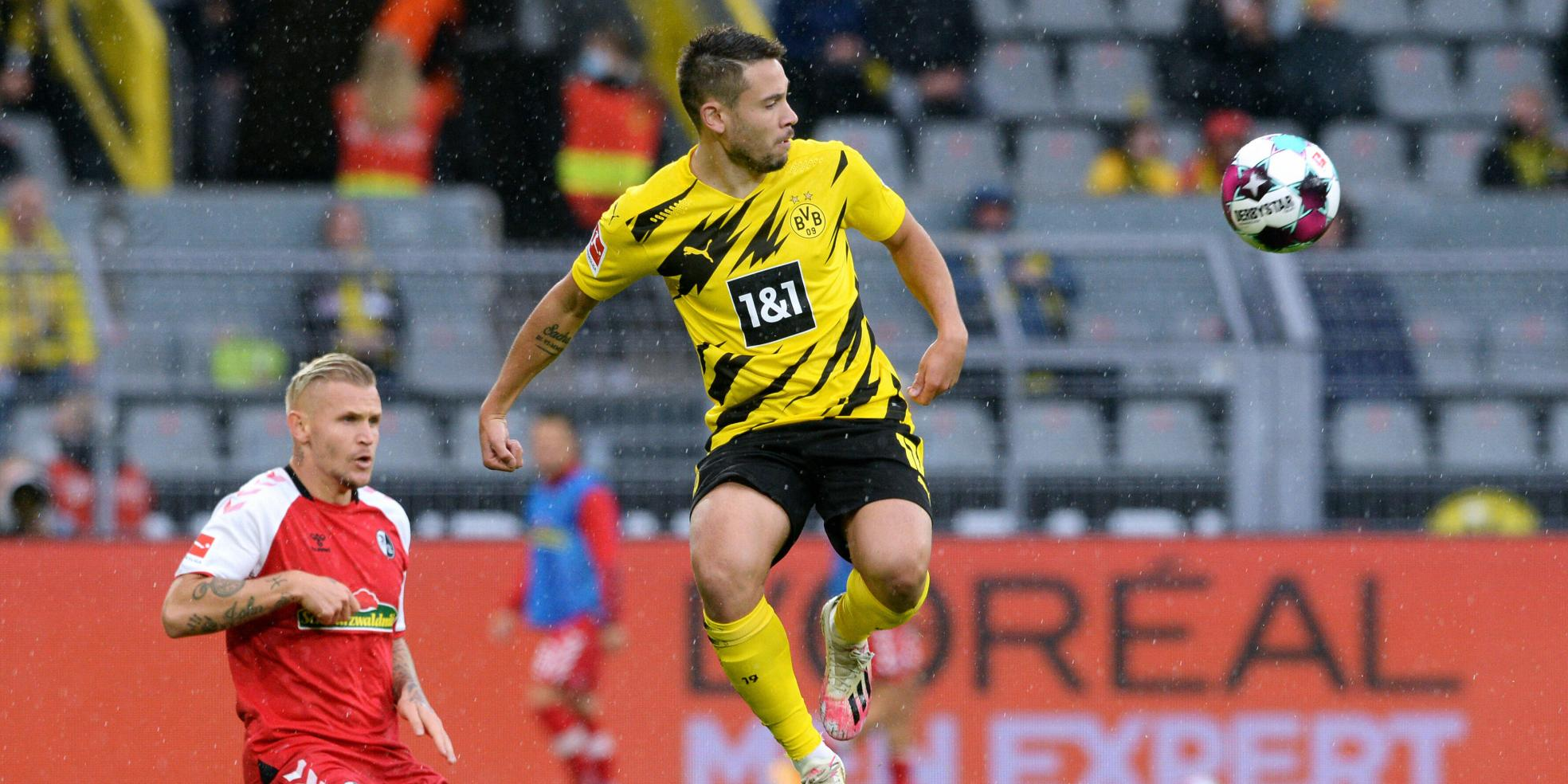 Raphael Guerreiro vom BVB