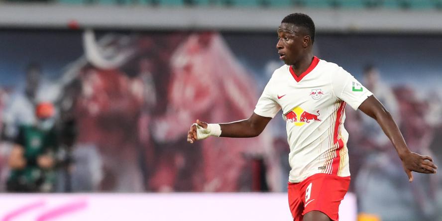 Leistungsträger im Schatten bei RB Leipzig: Amadou Haidara