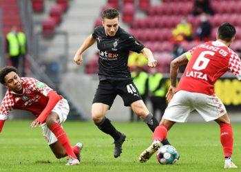 Rocco Reitz von Borussia Mönchengladbach