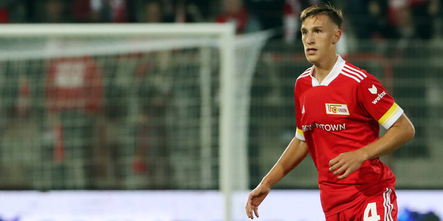 Vor der Rückkehr beim 1. FC Union Berlin: Nico Schlotterbeck