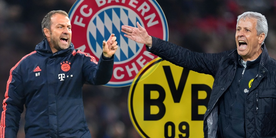 Der BVB trifft am Samstag im Topspiel auf den FC Bayern.