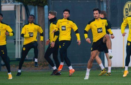 Feiert Moukoko kommende Woche sein Bundesliga-Debüt beim BVB?
