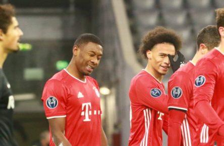 Der FC Bayern steht bereits im CL-Achtelfinale.