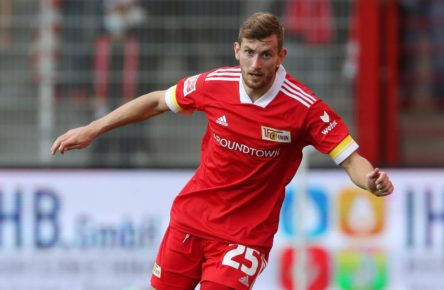 Christopher Lenz von Union Berlin