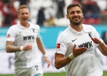 Daniel Caligiuri vom FC Augsburg