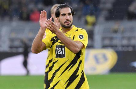 Emre Can von Borussia Dortmund