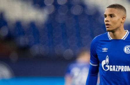 Shootingstar beim FC Schalke 04: Malick Thiaw
