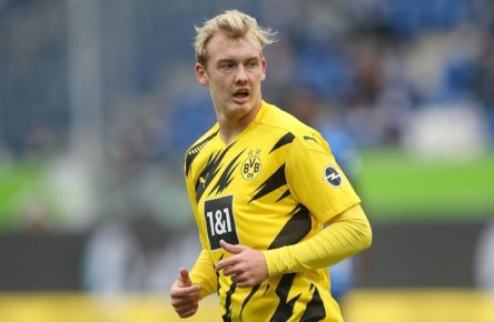 Julian Brandt von Borussia Dortmund