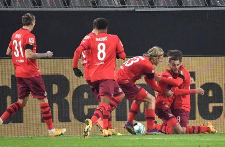 Der 1. FC Köln gewinnt in Dortmund