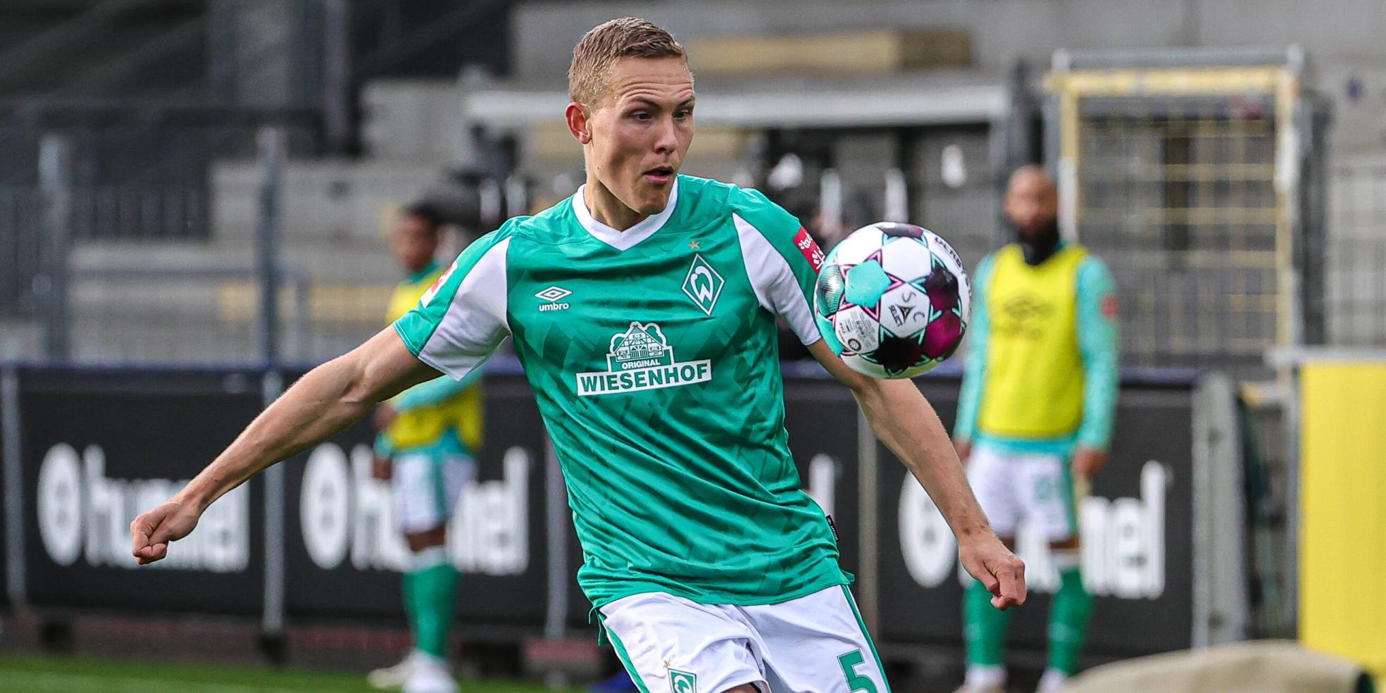 Ludwig Augustinsson von Werder Bremen