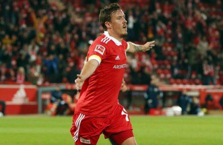 Max Kruse vom 1. FC Union Berlin