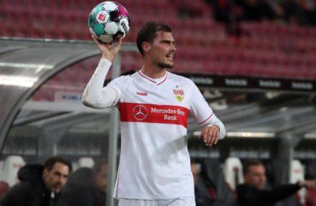 Pascal Stenzel vom VfB Stuttgart