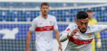 Sollte bald wieder am Ball sein: Nicolas Gonzalez vom VfB Stuttgart
