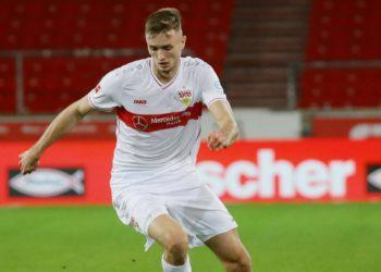 Sasa Kalajdzic vom VfB Stuttgart