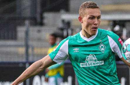 Leistungsträger bei Werder Bremen: Ludwig Augustinsson