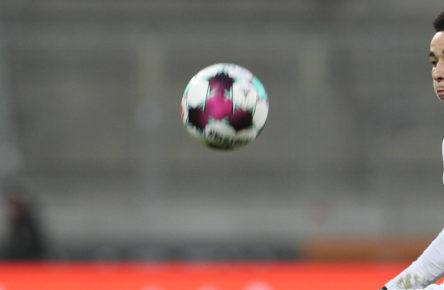 Leistungsträger beim FC Augsburg: Ruben Vargas