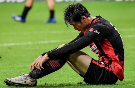 Daichi Kamada von Eintracht Frankfurt