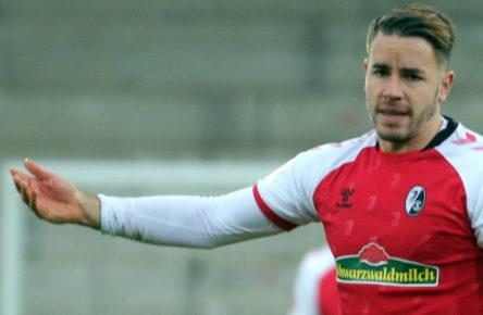 Kapitän beim SC Freiburg: Christian Günter