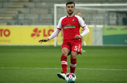 Schon wieder Leistungsträger: Manuel Gulde vom SC Freiburg
