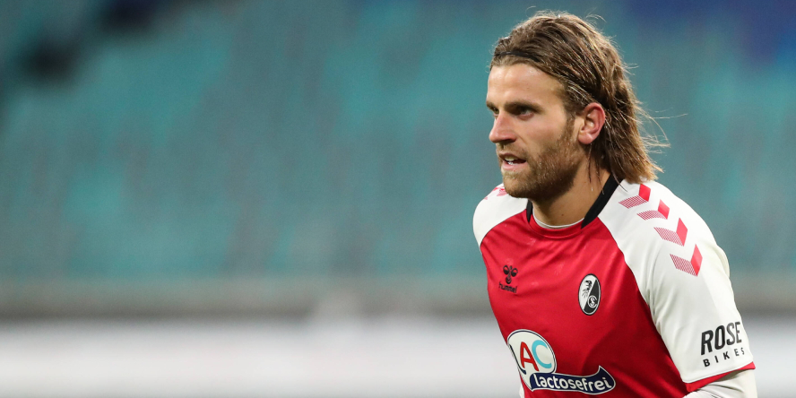 Auf ihn ist Verlass: Lucas Höler vom SC Freiburg