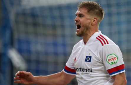 Lewandowski der 2. Bundesliga: HSV-Startorjäger Simon Terodde