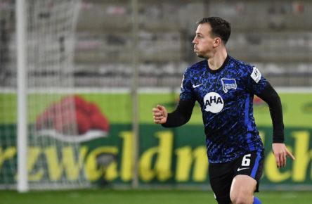 Geht es bald für Hertha BSC und Vladimir Darida bergauf?