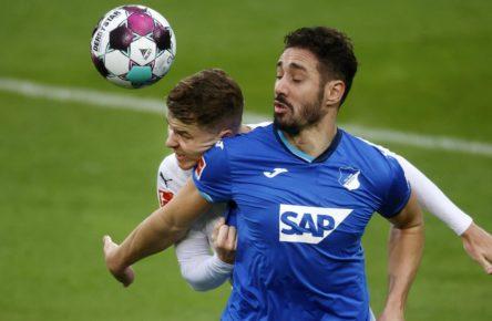 Ishak Belfodil von der TSG Hoffenheim
