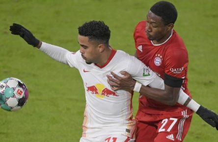 Justin Kluivert von RB Leipzig