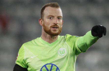 Maximilian Arnold vom VfL Wolfsburg