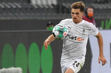 Leistungsträger bei Borussia Mönchengladbach: Jonas Hofmann