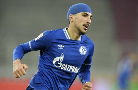 Nassim Boujellab vom FC Schalke 04