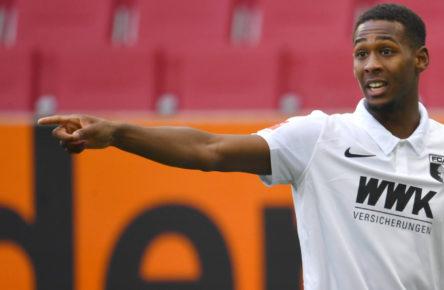 Mittlerweile Stammspieler beim FC Augsburg: Reece Oxford